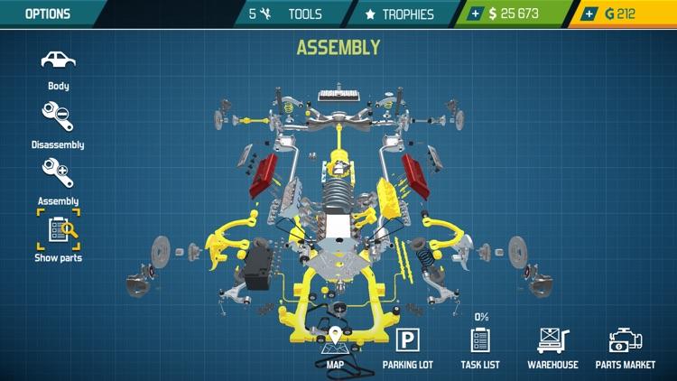 Car Mechanic Simulator 21 Game screenshot-6