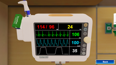 VHA Difficult Airway (DAARC) screenshot four