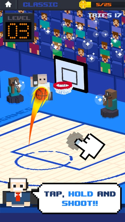 Shooty Basketball! screenshot-0