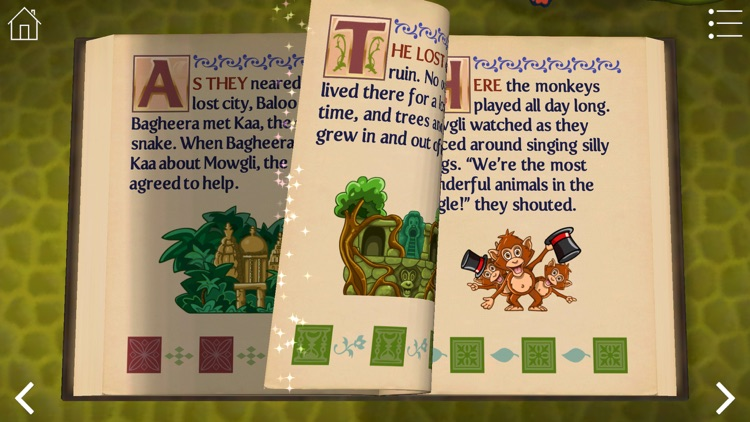StoryToys Jungle Book screenshot-2