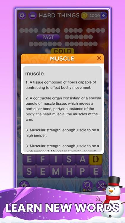 Word Crush - Fun Puzzle Game screenshot-5