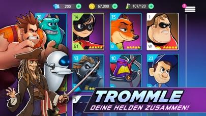 Screenshot 2 Disney Heroes: Battle Mode