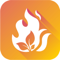 App Icon for Wildfire - Fire Map Info App in United States IOS App Store