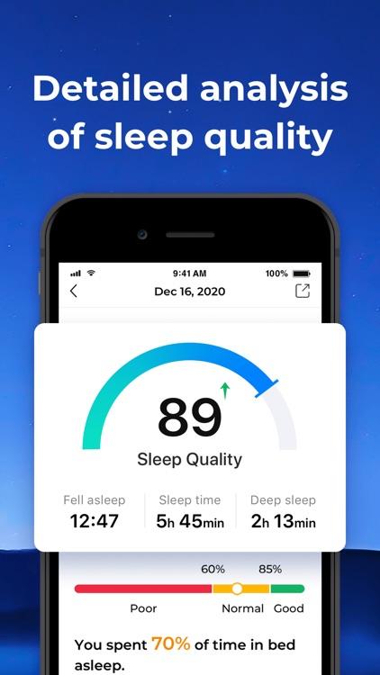 ShutEye: Sleep Tracker screenshot-3