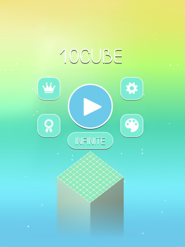 10Cube - Let's fit the cube Screenshot