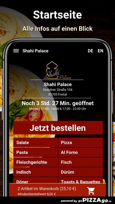 Shahi Palace Freital screenshot 2