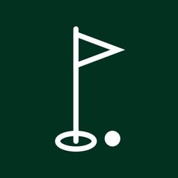 Golf Strokes Scorecard