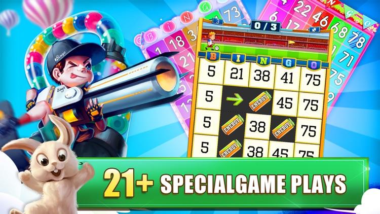 Bingo Party- BINGO Games screenshot-3