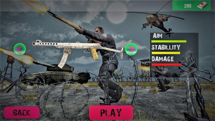 WW2 US Army Commando Sniper