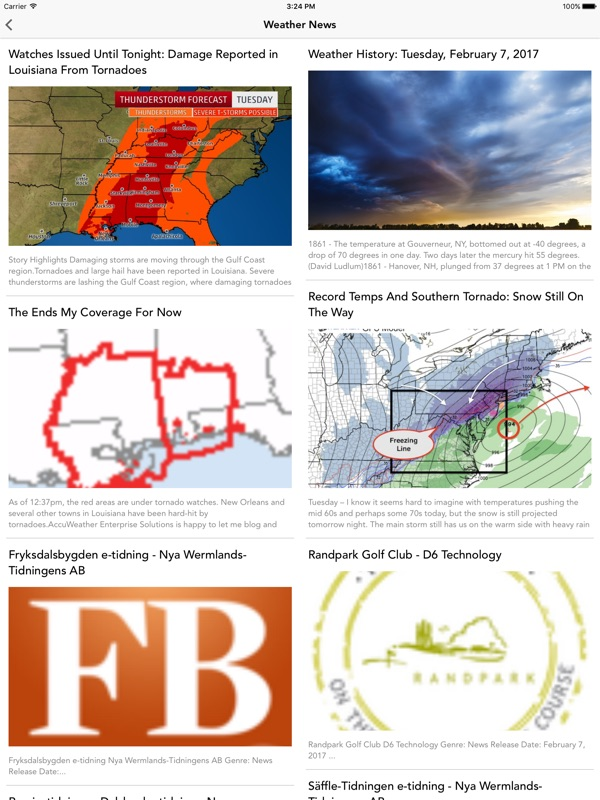 Local Weather Radar & Forecast - Online Game Hack and Cheat