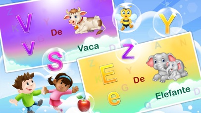 Spanish Alphabet Educational screenshot 4