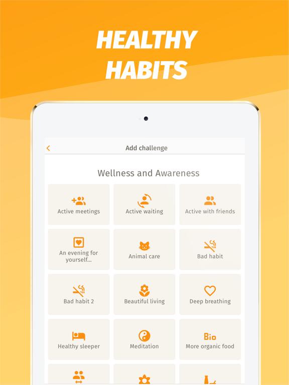 BodyFast Intermitterend Vasten iPad app afbeelding 8
