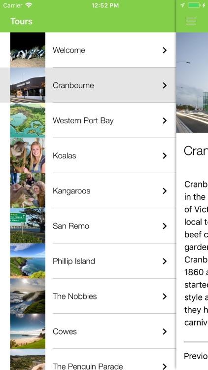 Tour Translations of Australia screenshot-3