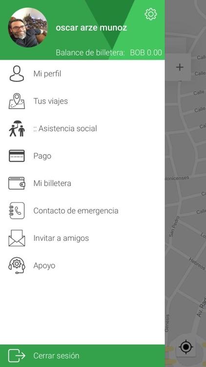 TaxiNet. screenshot-6