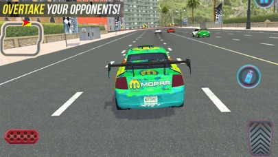 Speed City Driving: Master Car screenshot #1