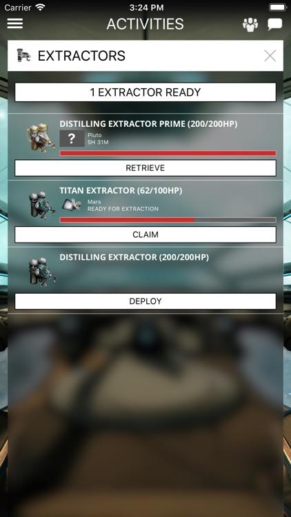 Warframe Companion screenshot-4