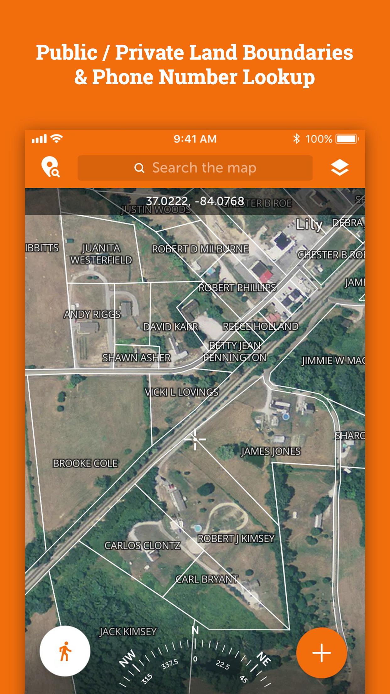 HuntWise: A Better Hunting App Screenshot