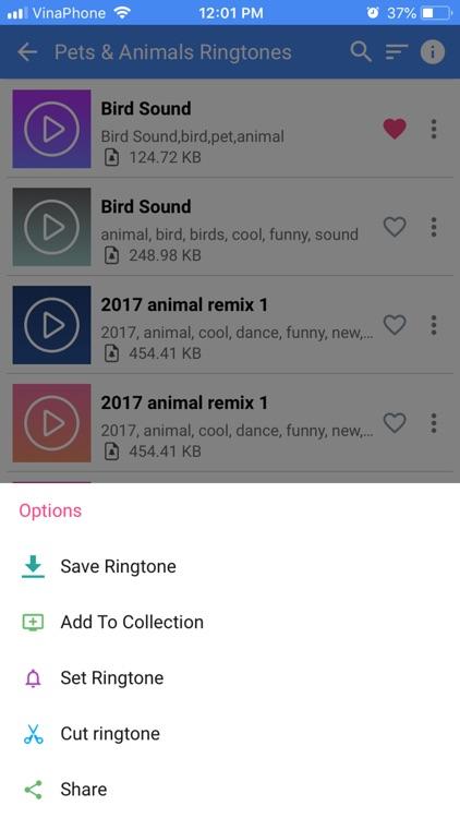 Ringtones Go screenshot-6