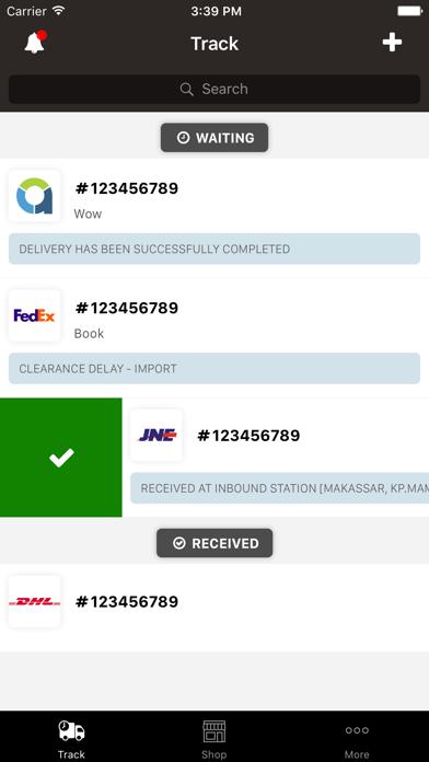 PaketQ - Track Shipments by Joni Cong (iOS, United States