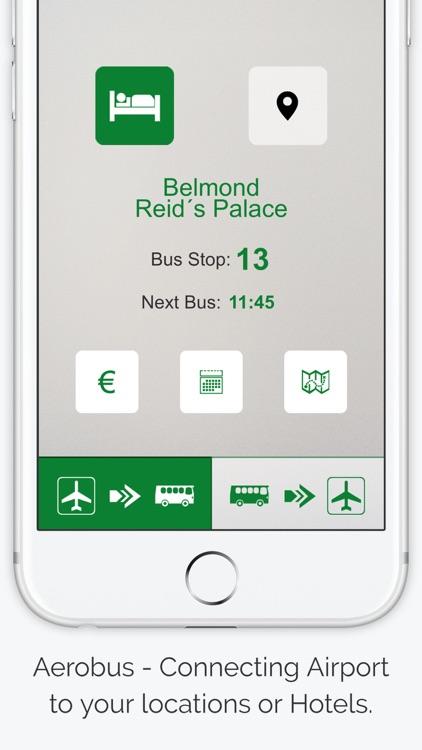 SAM Madeira Bus screenshot-3
