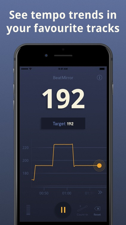 Beat Mirror: Detect BPM screenshot-4