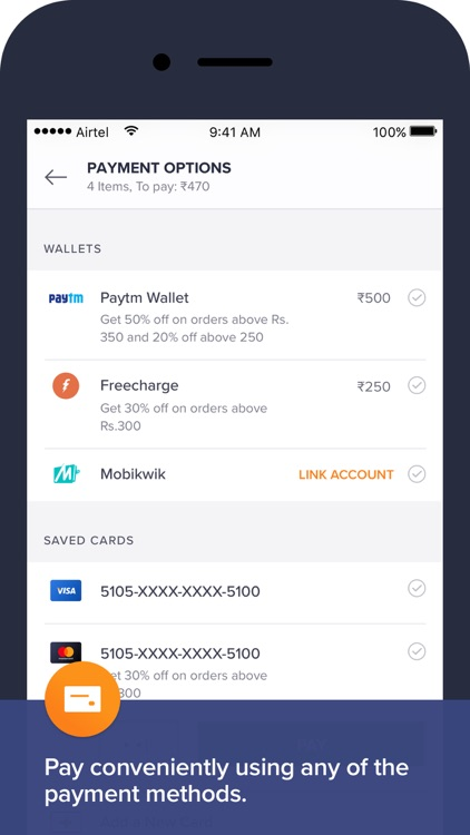 Swiggy Food Order & Delivery screenshot-2