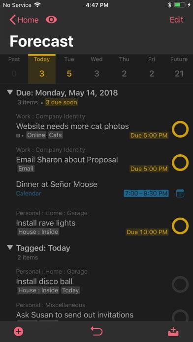 OmniFocus 3 app image