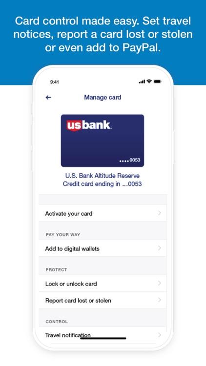 U.S. Bank screenshot-5