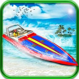 Power Boat Racing Rally Legend