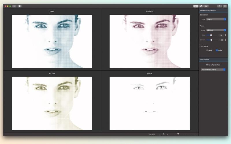Separation Studio Screenshots