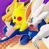 The Pokemon Company - Pokémon UNITE アートワーク