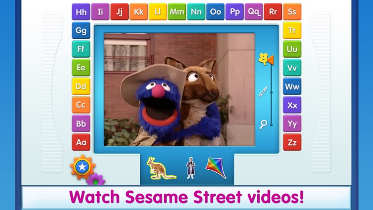 Elmo Loves ABCs screenshot-3