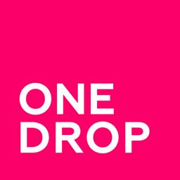 Ícone do app One Drop Gestão de Diabetes
