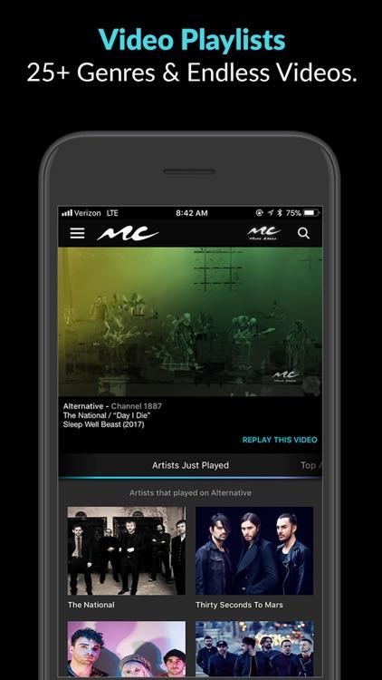 Music Choice screenshot-4