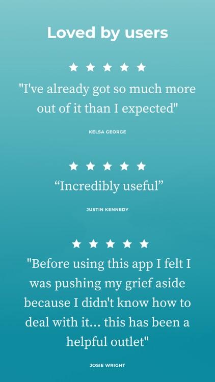 Grief Works - Self Love & Care screenshot-3
