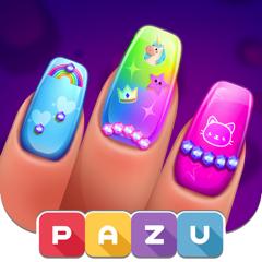 Girls Nail Salon - Kids Games