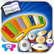 Music Sparkles – All in One Musical Instruments Collection HD icon