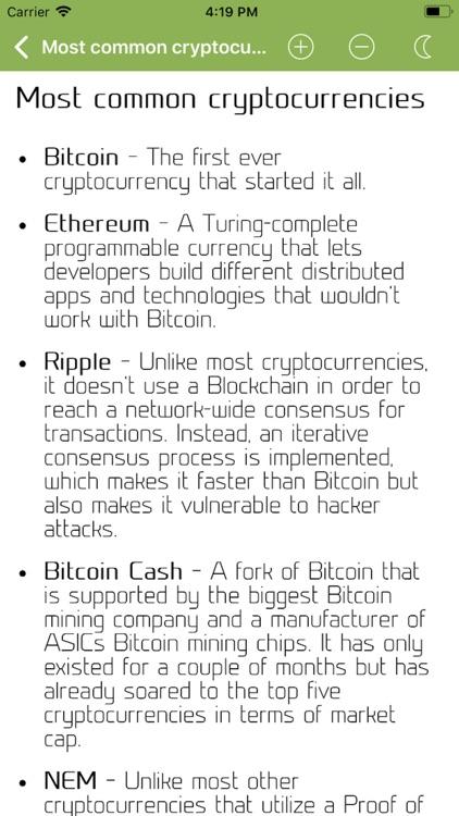 Bitcoin Learn & Mine screenshot-3