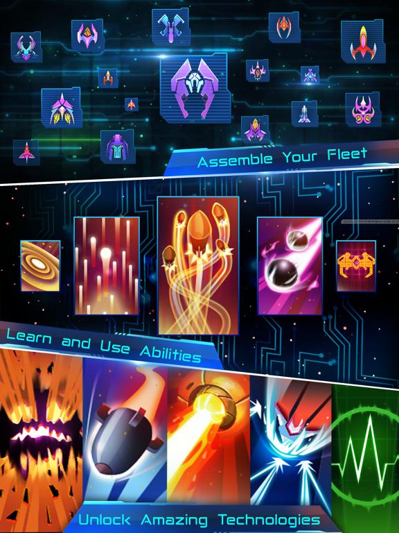 Void Troopers : Sci-fi Tapper screenshot 10