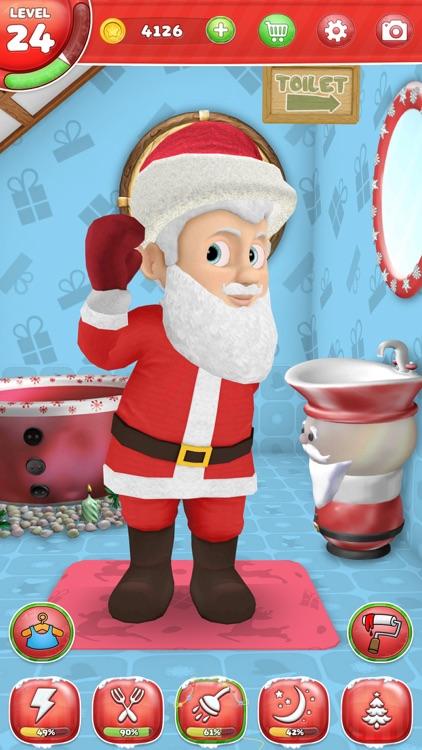 My Santa Claus Games screenshot-4