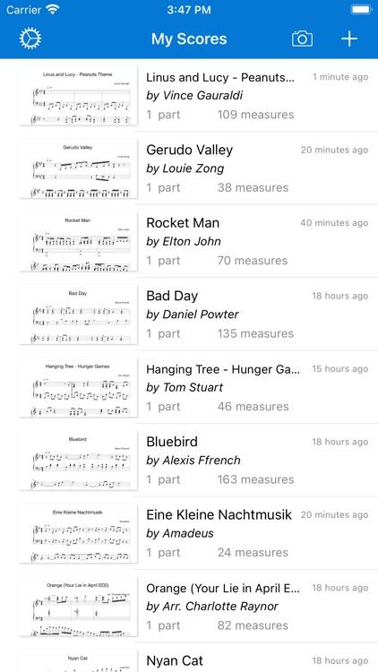 Composer Pro-Sheet Music Score screenshot-3