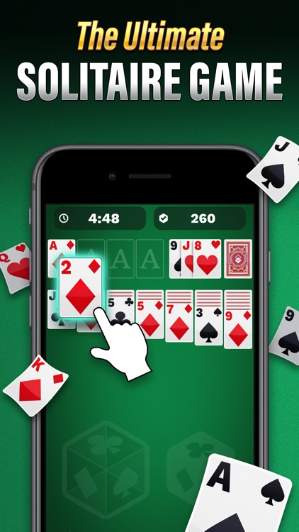 Solitaire Cube - Card Game screenshot-0