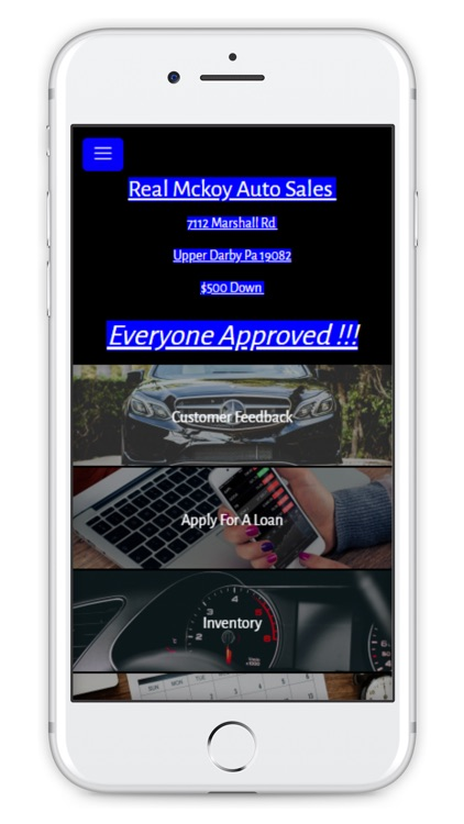 Bb Auto Sales >> Real Mckoy Auto Sales By Daniel Lee