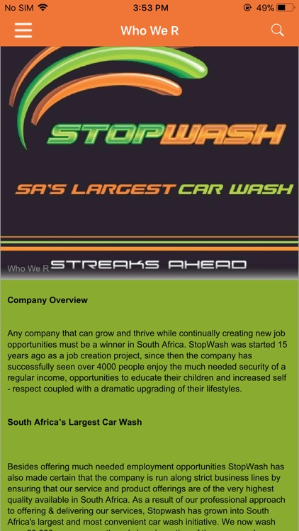 StopWash screenshot-1