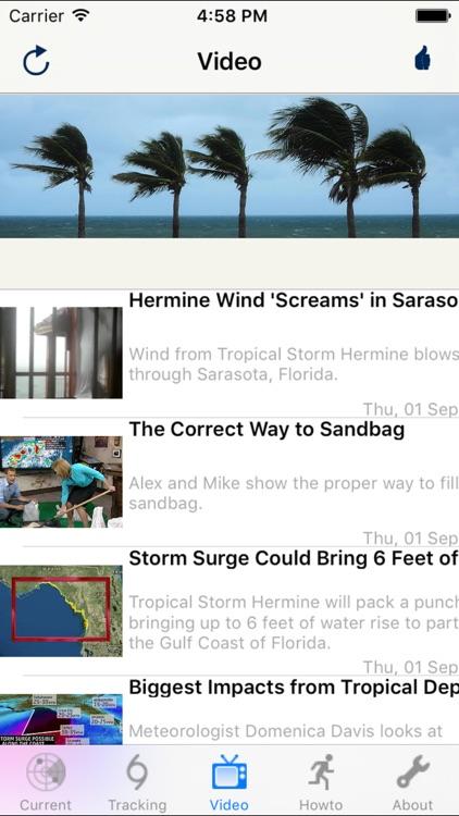 Hurricane Track & Outlook Pro