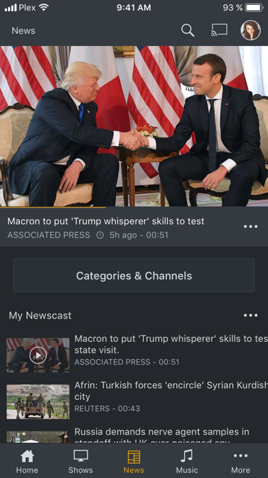 Plex Screenshot