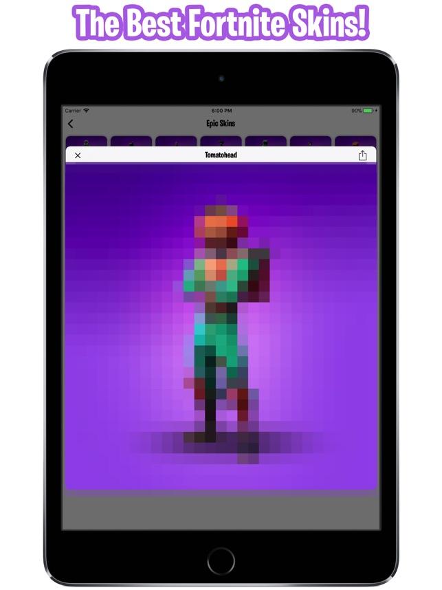 Skins For Fortnite App on the App Store