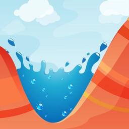 Splash Canyon - Water Puzzles