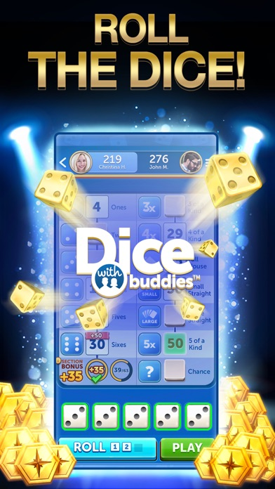 Dice With Buddies: Social Game for windows pc