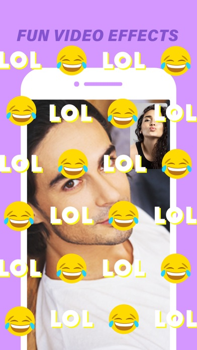 Download HOLLA: random video chat for Pc